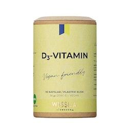 Wissla- Vegansk D3-Vitamin