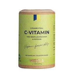 Wissla- C-vitamin med Bioflavonoider