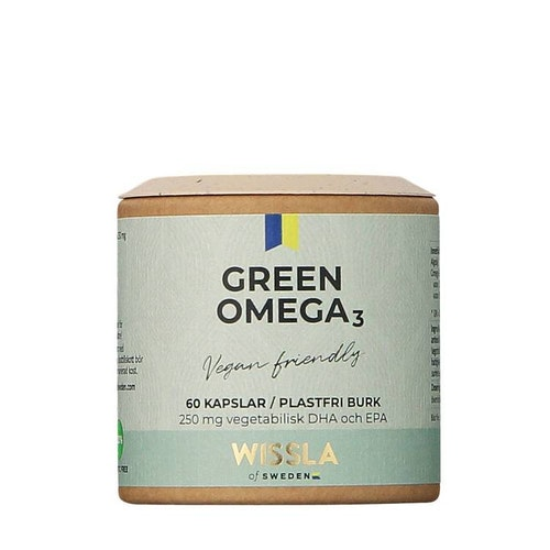 Wissla- Green Omega3