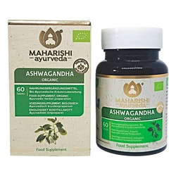 Ashwagandha, eko (tabletter) - Maharishi Ayurveda
