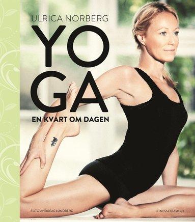 Yoga- en kvart om dagen