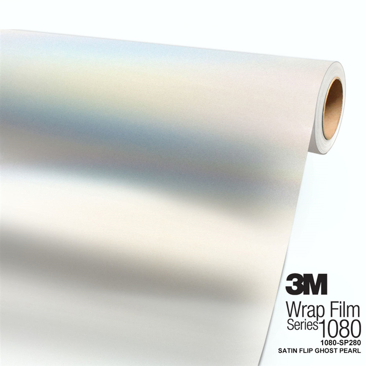 3M 1080 Satin Flip Ghost Pearl