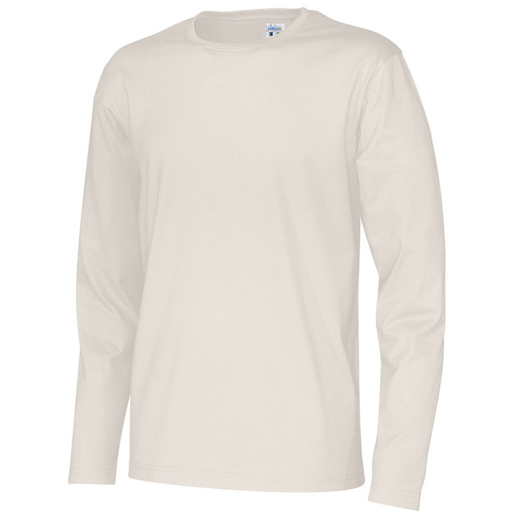 CottoVer T-Shirt Long Sleeve - Herr
