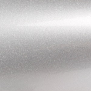3M 1080 Metallic Gloss White Aluminium