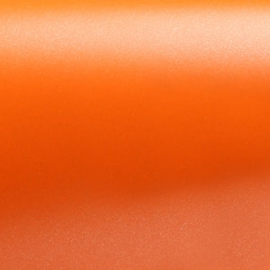 3M 1380 Metallic Satin Autumn Orange