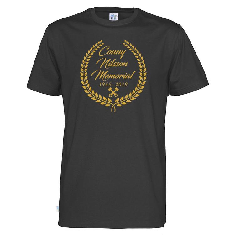 T-Shirt - Conny Nilsson Memorial - Herr