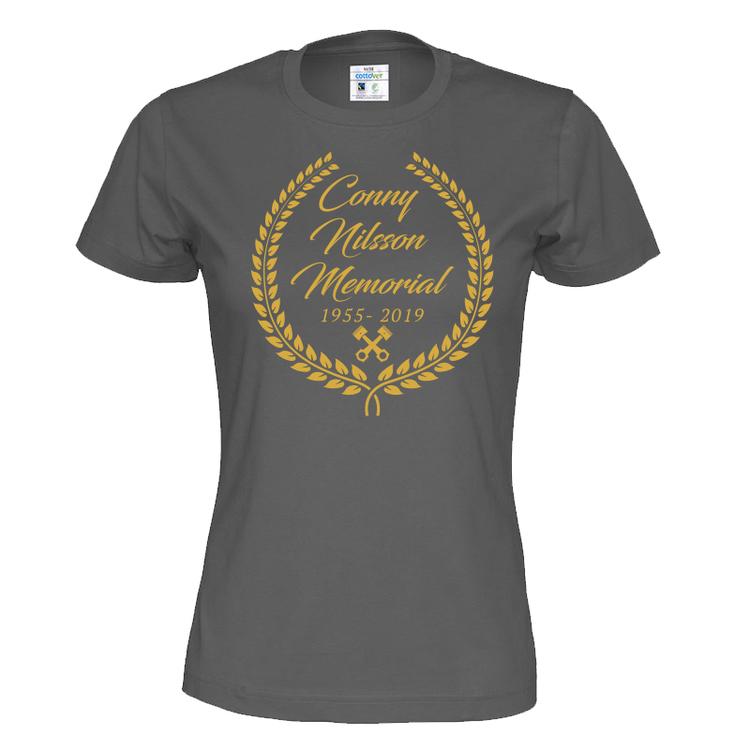 T-Shirt - Conny Nilsson Memorial - Dam
