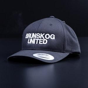 Keps - Snapback - Brunskog United