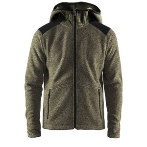 Craft Noble Hood Jacket Fleece - Herr