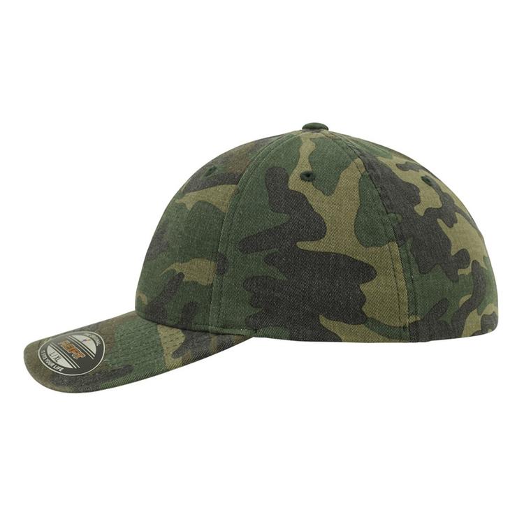Yuupong Flexfit 6277 Baseball Cap - Camo