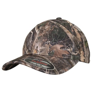Yuupong Flexfit 6277 Baseball Cap - True Timber