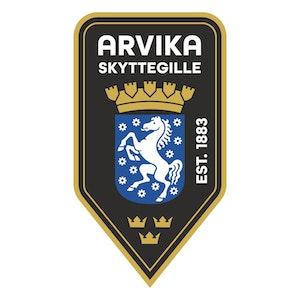 Arvika Skyttegille - Dekal