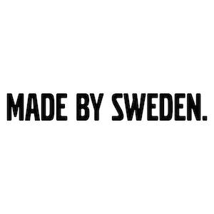 Dekal - Made By Sweden.