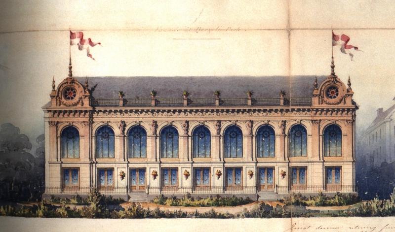 Berns Salonger - nöjesställe i över 150 år
