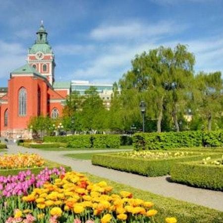 Quiz Walk Norrmalm: Från Norrmalmstorg till Klara kyrka