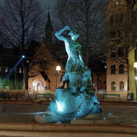 Quiz Walk Södermalm: Från Mariatorget till Lundabron