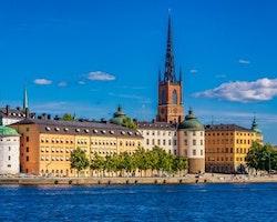 Quiz Walk Gamla stan: Från Riddarholmskyrkan till Helgeandsholmen