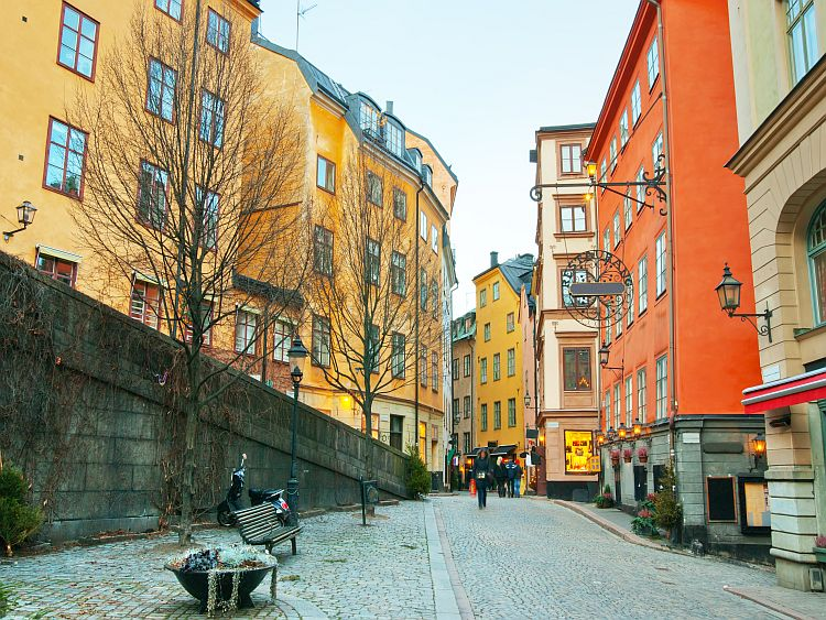 Quiz Walk Gamla stan: Från Slussen till Strömbron
