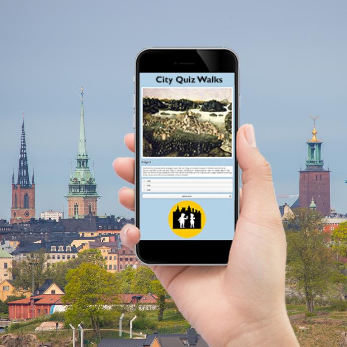 City Quiz Walks