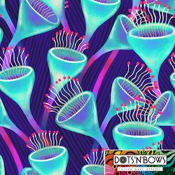 Magic Mushroom kaftan med knytband