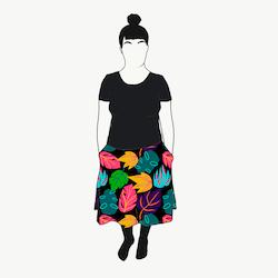 Leaf kjol
