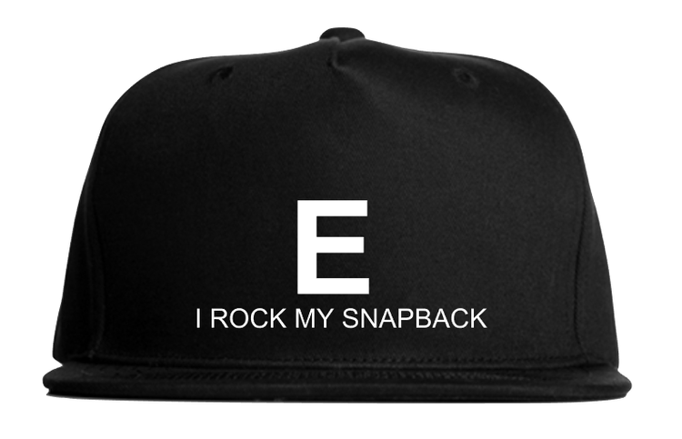 Snapback - rock - VIT