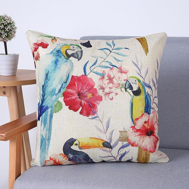 Kuddfodral - Fåglar 1