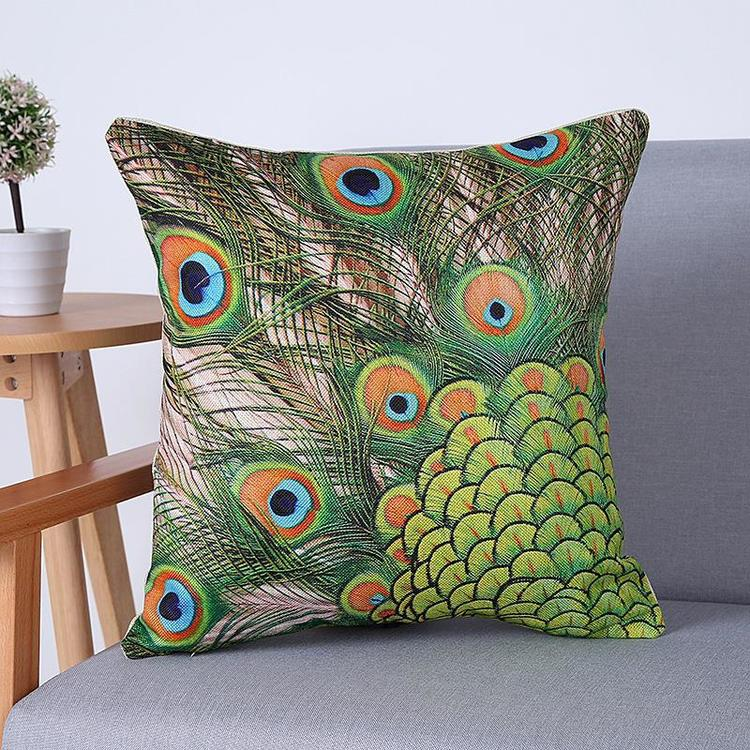 Kuddfodral - Fåglar 4