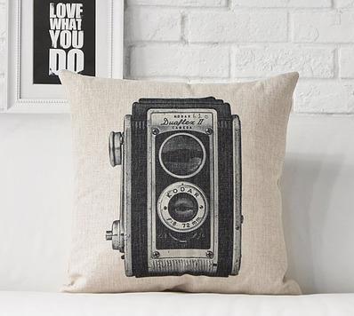 Kuddfodral - Kamera 2