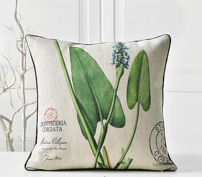 Kuddfodral - Natur - Blommor 4