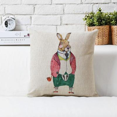 Kuddfodral - Barnkuddar - Kanin 2