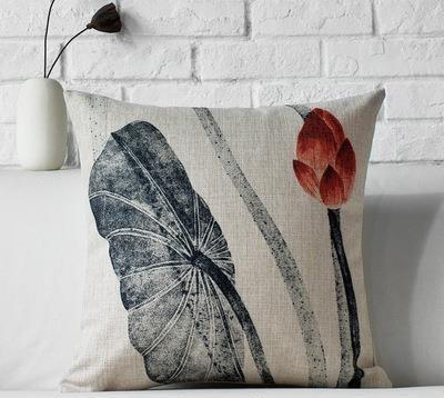 Kuddfodral - Natur - Blommor 10