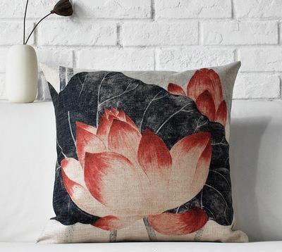 Kuddfodral - Natur - Blommor 12