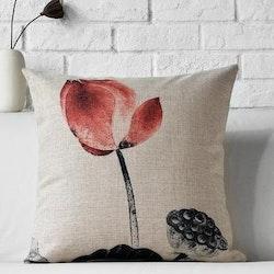 Kuddfodral - Natur - Blommor 14