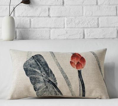 Kuddfodral - Natur - Blommor 16