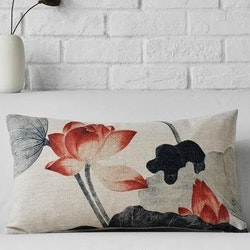Kuddfodral - Natur - Blommor 17