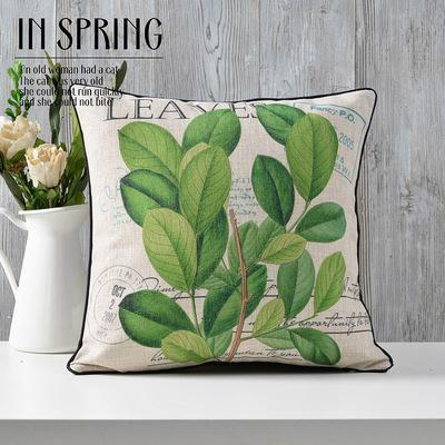 Kuddfodral - Natur - Blommor 19