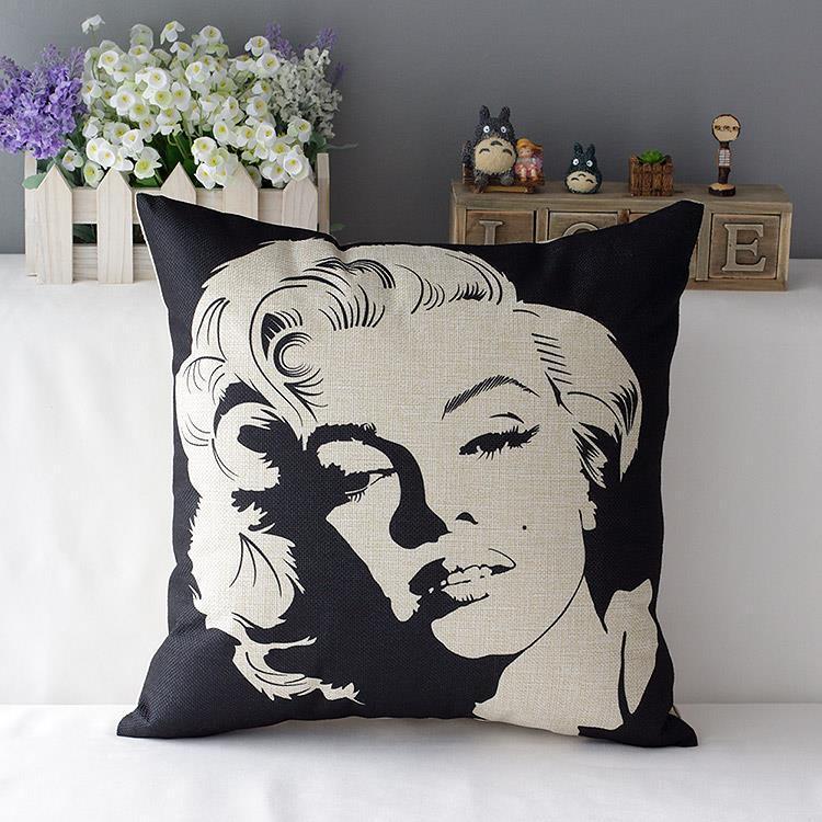 Kuddfodral - Marilyn Monroe 1