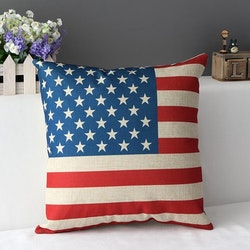 Country Pillows - America