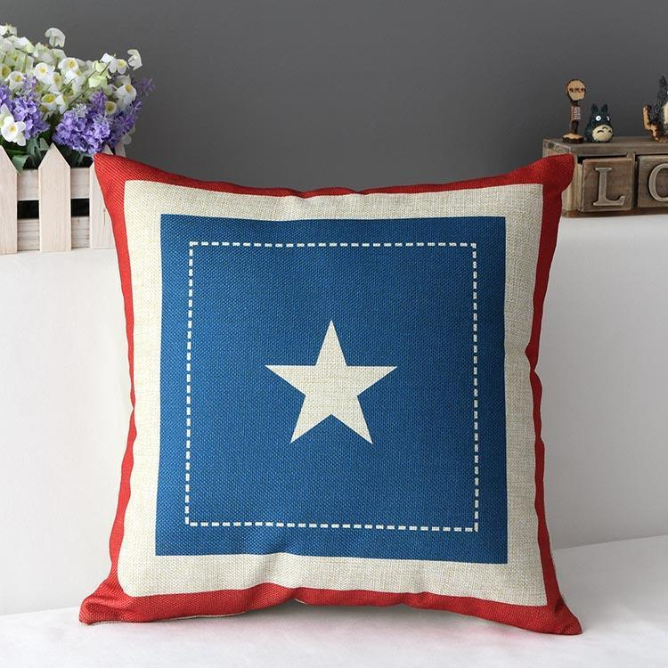 Kuddfodral - White Star