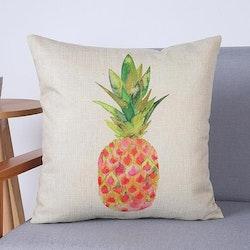 Kuddfodral - Ananas 2