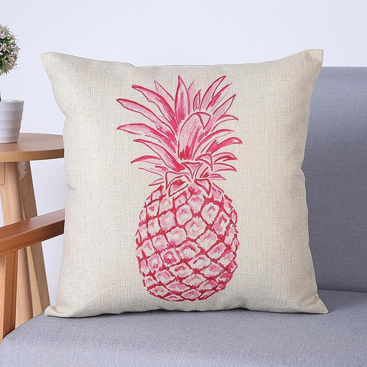Kuddfodral - Ananas 5