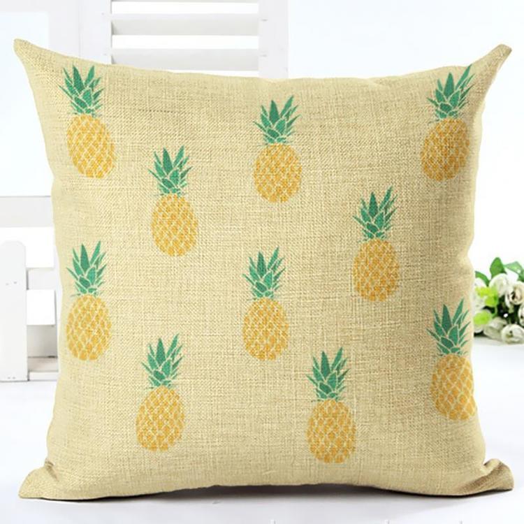 Kuddfodral - Ananas 6