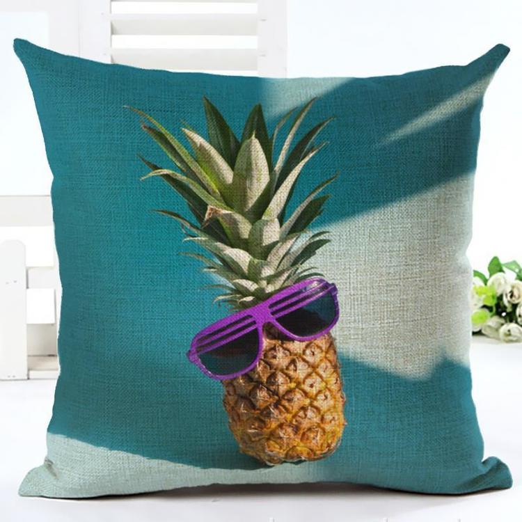 Kuddfodral - Ananas 7