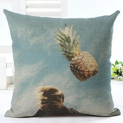 Kuddfodral - Ananas 9