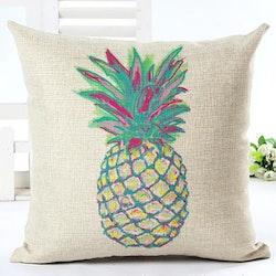Kuddfodral - Ananas 17
