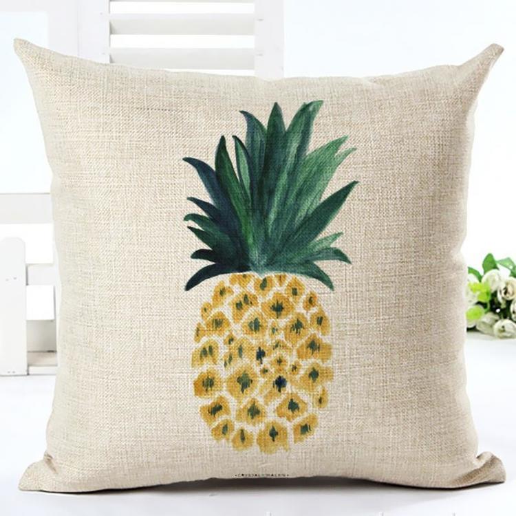 Kuddfodral - Ananas 18