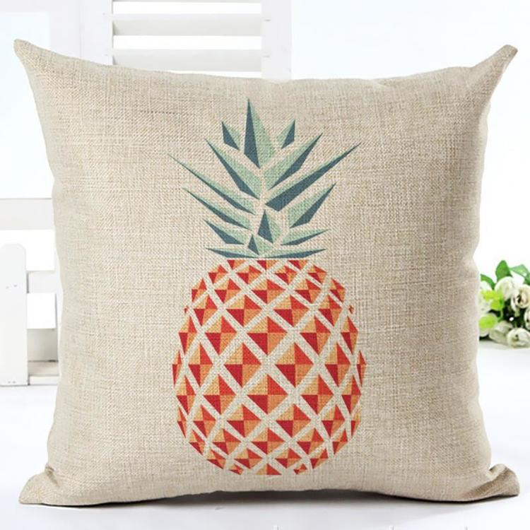 Kuddfodral - Ananas 19