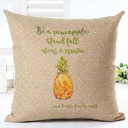 Kuddfodral - Ananas 22