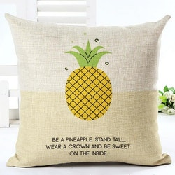 Kuddfodral - Ananas 23